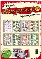 Knipvellen poster Hobbyjournaal 58