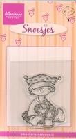 MD clear stamps Hetty's Snoesjes HM9415 Babysnoesje