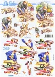 A4 Knipvel Le Suh 8215209 Beroep timmerman/metser