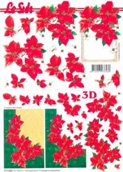 A4 Kerstknipvel Le Suh 777084 Kerststerren