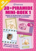 Studio Light 3D+Piramide A5 Boek 1 Diverse