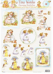 A4 Knipvel Studio Light Tina Wenke Charming illustraties 16
