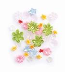 Making Memories 33804 Flutter Plastic flowers