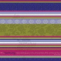 Deja Views Zinnia with Glitter & Thermograph ZIN-119 Garden
