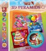 3DTBZ Pyramids boekje nr 53 Gefeliciteerd