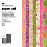 Paper pad Basicgrey GAH-2144 Green at Heart