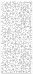 Stickervel Mozaiek