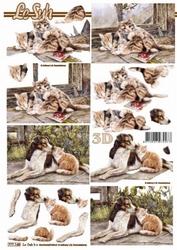 A4 Knipvel Le Suh 777148 Dieren Hond/poezen
