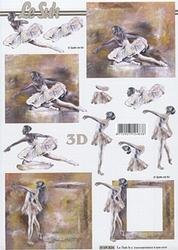 A4 Knipvel Le Suh 4169826 Ballet/ballerina