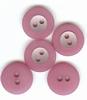 5 Knopen mat 003 oud roze