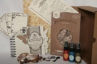 Tattered Angels Glimmer kit coll. TAT08CKBCN nature