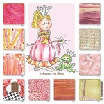 Clearstamp Ollyfant & paper 0994 prinses