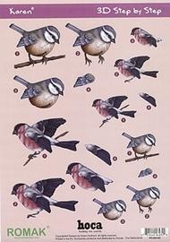 A4 Knipvel Karen 02 Vogels