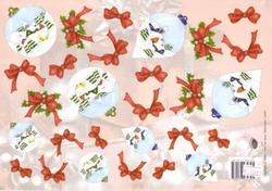 A4 Kerstknipvel Nel van Veen 2290 Kerstballen