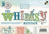 DCWV Mat stack MS-003-00033 Whimsy
