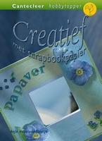 Cantecleer Hobbytopper Creatief met scrapbookpapier