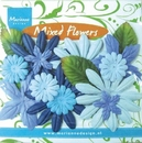 MD Paper flowers CP8964 winter