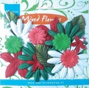 MD Paper flowers CP8962 christmas