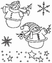 MD Clear stamps CS0836 Country christmas