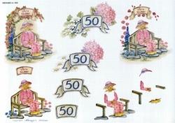 A4 Knipvel Wekabo 500 Sarah 50 jaar