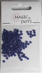 Nellie's Magic Dots MD017 Donkerblauw