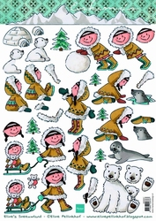 A4 Knipvel MD Eline AK0051 Eskimo's