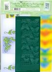 LeCreaDesign Vlinderkaarten kit 51.6318 Groen/Magnolia