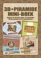 Studio Light A5 Boek Pyramide & 3D Boek Ot en Sien