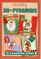 Studio Light A5 Boek Pyramide & 3D Boek Sarah Kay 06