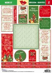 Vellum A4 VQSL06 Kerst