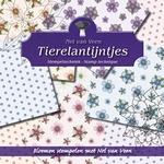 Tierelantijntje Stempelboek 1 Bloemen
