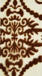 Lint perle voile 4074 bruin