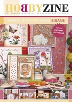 Hobbyzine  2 - Magic Dots Flower - Bijlage 1
