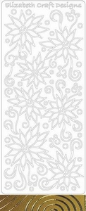 Elizabeth Craft Designs Sticker 0361 Daisies