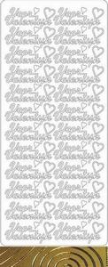 Stickervel 1638 voor Valentijn