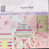 Paper pad cArt-us 0006 Country rose