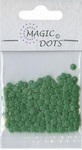 Magic Dots - Flower MDF003 Green