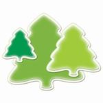 Spellbinders S4-284 Nestabilities Holiday Trees