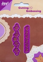 Joy Cutting & Embossing nr. 11 rand