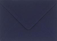 25 Enveloppen - Maat C6 - Donker Blauw