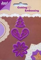 Joy Cutting & Embossing nr. 17