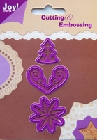 Joy Cutting & Embossing nr. 17