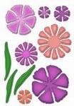 Spellbinders S5-049 Shapeabilities Carnation Creations