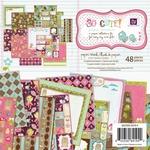 Paper pad Prima flowers 841942 So cute