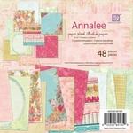 Paper pad Prima flowers 841959 Annalee