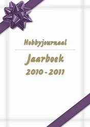 Hobbyjournaal jaarboek 2010-2011