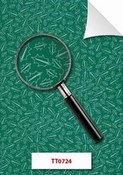 Kerst patroonpapier TT0724 hulst groen zilver