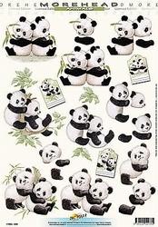 Morehead A4 Knipvel 038 Pandaberen