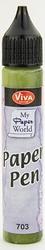 Viva Paper Pen 703 Light Moss Green