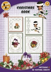 Hobbydots  3 - Christmas Book + 7 stickers